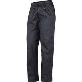 Marmot PreCip Eco Full-Zip Long Pants Women black